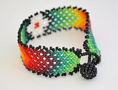 Seed Bead Patterns, Beaded Jewelry Patterns, Loom Patterns, Beading Patterns, Beaded Bracelets, Brick Stitch, Beaded Flowers, Crystal Beads, Bracelets