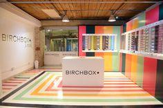 birchbox pop-up