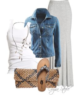 """Beach Breeze"" by orysa on Polyvore"