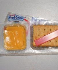 Ten Foods Only '90s Kids Will Understand