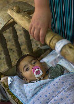 ˚Yazidi Baby - Kurdistan, Iraq
