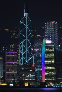 Bank of China - Hong Kong.