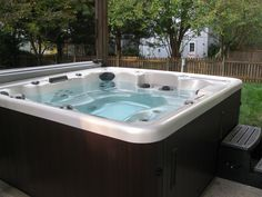 My hot tub