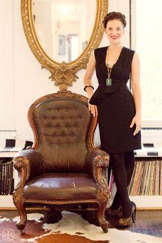 Best Dressed: Francesca DiMattio   The Tory Blog