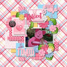 Timid Little Piglet Credits: Credits: Miracle of Spring 3 - Template 3 by Tinci Designs Timid Little Piglet, Timid Little Piglet Journal Cards, Timid Little Piglet Word Art, and Timid Little Piglet Word Flairs by Kellybell Designs #digiscrap #digitalscrapbooking #kellybelldesigns #timidlittlepiglet