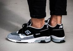 """New Balance 1500 """"Dusty Blue"""" Nb Sneakers, New Balance Sneakers, Sneakers For Sale, New Balance Shoes, Sneakers Fashion, Lacoste Sneakers, Yellow Sneakers, Sneaker Outfits, Converse Sneaker"""