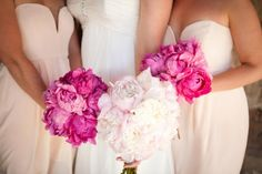 Wedding Bouquets for Bridesmaids