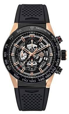 TAG Heuer CARRERA Calibre Heuer 01 AutomatikChronograph -- Find out more about the great product at the image link.