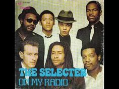 THE SELECTER - ON MY RADIO (CLUB MIX VERSION)