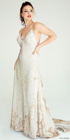 "08fd2c4789fc Ivy & Aster Spring 2019 Wedding Dresses — IxA ""Revolution"" Bridal Collection"