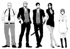 Kohske's manga Gangsta has recently announced plans to adapt the popular crime thriller into an anime series. News of the adaptation was included with the sixth volume of the manga which was released in Japan yesterday, it was also announced that the voice actors from the drama CD will be voicing the same characters in the anime.
