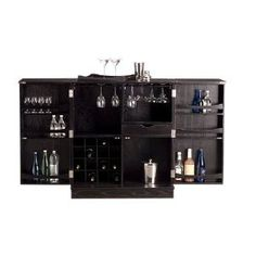 => Click picture to online Proman Steamer Bar Cabinet shopping at Amazon.ca