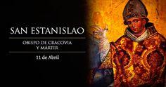 REDACCIÓN CENTRAL, 11 Abr. 16 / 09:22 am (ACI).-   San Estanislao de Szczepanowski fue un hombre que asumió su cargo de Obispo como el buen pastor que cuida a ovejas, cuidando de manera especial a pobres y enfermos.