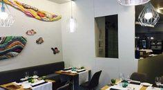 Restaurante Cobo Vintage Desenfadado, joven, moderno, informal, pero con una propuesta gastronómica seria y un cuidado servicio de sala: el local que hacía falta en Burgos.