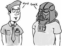 Nerd ou Geek?