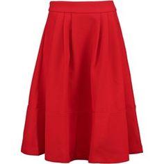 mint&berry Spódnica trapezowa fiery red