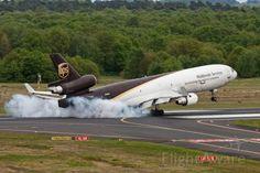UPS McDonnell Douglas MD-11 (N285UP)