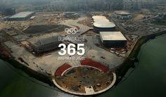 Olimpíadas 2016, 365 dias para os Jogos