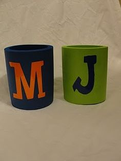 Drink Coozie Mike and Jackie! Love!!