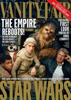 Vanity Fair Releases New Star Wars: The Force Awakens Photos | Tor.com