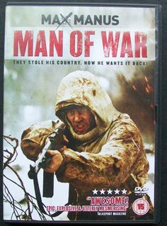 Max Manus [DVD, 6 of 24 high-resolution movie posters in this group. Movies To Watch Online, Watch Movies, Posters Uk, Movie Teaser, Man Of War, War Film, Minimal Movie Posters, Mystery Thriller, About Time Movie