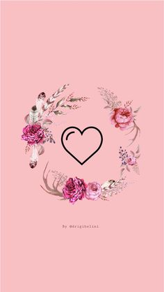 Flowers Instagram, Pink Instagram, Instagram Logo, Free Instagram, Instagram Posts, Heart Wallpaper, Pink Wallpaper, Galaxy Wallpaper, Rainbow Baby Quotes