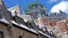 Explore the best site to inspire yourself or to plan a trip to Québec City, Canada. Old Quebec, Montreal Quebec, Quebec City, Chute Montmorency, Chateau Frontenac, Le Petit Champlain, Charlevoix, Canadian Pacific Railway, Canada Travel