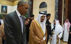 Barack Obama, se reunió el jueves con altos cargos de seis países árabes para abordar cuestiones de seguridad regional en el golfo Pérsico