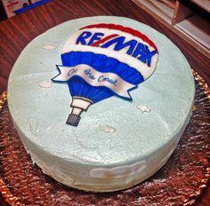 #remax #onthecoast #cake