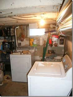 Basements can be horrible, nasty places...I've seen plenty of awful ones!  This article really gave me inspiration though, seeing the before and after photos.  Some are miraculous!  :)