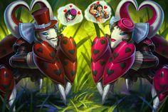 Khepri Valentines by Andantonius.deviantart.com on @DeviantArt
