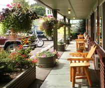Mingo Motel, Wallowa, Oregon