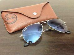 óculos de sol ray ban aviador  - 979545 | enjoei :p