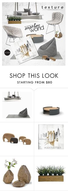 """texture"" by drn57 ❤ liked on Polyvore featuring interior, interiors, interior design, home, home decor, interior decorating, Universo Positivo, Georg Jensen, iCanvas and Laura Ashley"
