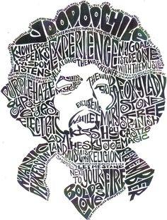 Jimi Hendrix <3