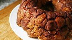 Pumpkin Cheesecake Monkey Bread