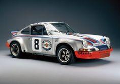 Porsche 911 RSR with 330HP built in 1973