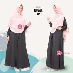 Gamis Zizara Himala Dress 012 - baju muslim wanita baju muslimah Kini hadir untukmu yang cantik syari dan trendy . . DETAIL DRESS: 1. Bahan katun supernova 2. Cutting pinggang 3. Tanpa karet 4. Saku kanan dan kiri 5. Rok model lipit 1 ditengah dengan aksen tali yang diikat ke depan 6. Lengan manset 7. Lebar rok kurang lebih 2 m . . Size Chart (S) LD 98 PB 135 (M) LD 100 PB 137 (L) LD 104 PB 140 (XL) LD 110 PB 142 . . Harga Rp 175.000 (gamis saja) . . www.facebook.com/gamiszizara…