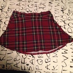 Plaid skirt Great condition WINDSOR Skirts