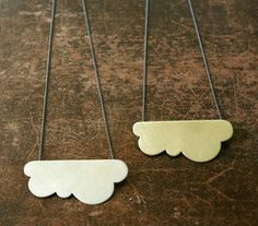 The Colossal Shop — Cloud Necklace