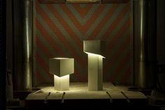 Table Lamp, Tagli, Design Christian Piccolo