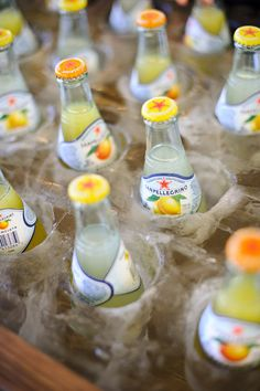 Ice Block Drink Cooler