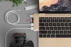 This New USB-C Hub Gives Your MacBook Every Port You Could Ever Need   Highsnobiety