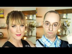 Makeup artist turned herself into Buster Bluth for some reason - http://blog.clairepeetz.com/makeup-artist-turned-herself-into-buster-bluth-for-some-reason/
