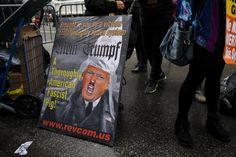 Thousands protest Donald Trump win around U.S. – The Denver Post