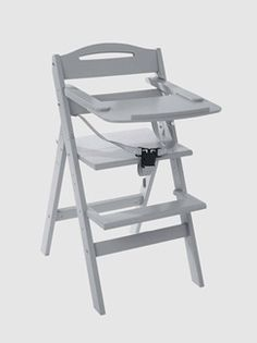 Chaise haute en bois VERTBAUDET MagicPouss  - vertbaudet enfant