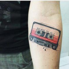 → Tatuador: @felippmello. RJ-Brasil.  #tatuagens #tattoo #ink #tatuaggi #tatuaje #tatouages #inked #tatuagem #tattoos  #boatarde #guardiansofthegalaxy #marvel #movies #music