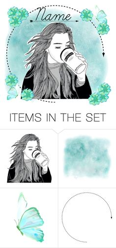 """Open Icon"" by natalie83322 ❤ liked on Polyvore featuring art"