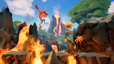 Crash Bandicoot 4: Its About Time: Story Playable Characters Gameplay and More Crash Bandicoot, Video Games Xbox, Xbox One Games, Ps4, Playstation, Crash Team Racing, Guardians Of The Universe, Life Run, Threes Game