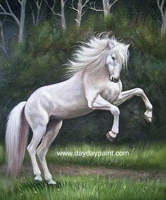 Handmade Horse Paintings 005.jpg (428×517)